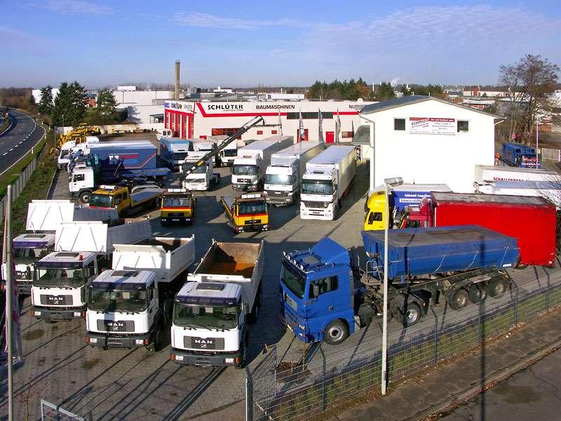 LKW Fotos für LKW Händler